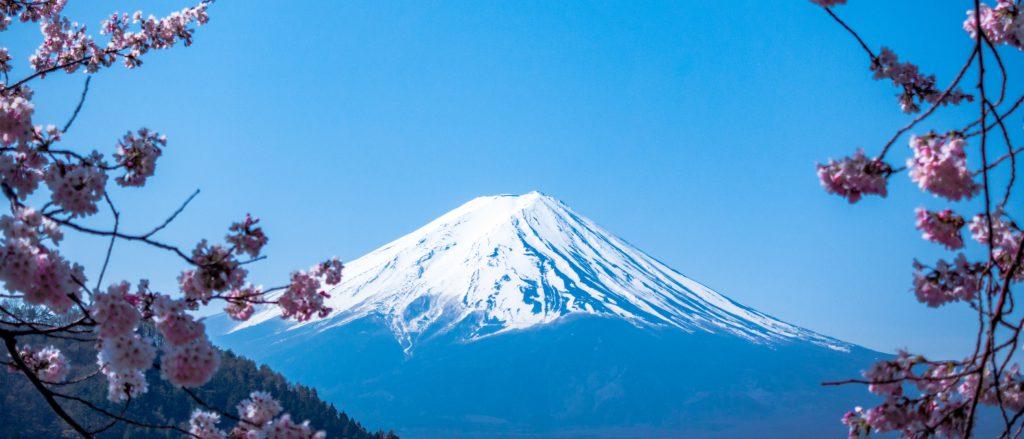 Mount Fuji, Japan Photo by JJ Ying on Unsplash
